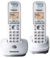 Panasonic KX-TG3552 Cordless Landline Phone(White)