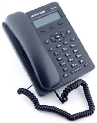 GRANDSTREAM GS-GXP1165 Corded Landline Phone(Black)