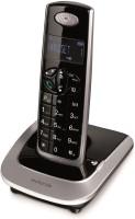 Motorola D501 Cordless Landline Phone(Black, Silver)