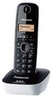 Panasonic KX-TG3411SXW Cordless Landline Phone(White, Black)
