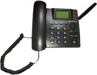 Microtel GSM 6188 ( Like Visiontek 21G) Cordless Landline Phone(BLACK)