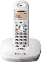 Panasonic KX-TG3611SXS Cordless Landline Phone(Silver)