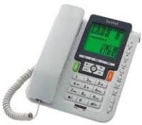 Beetel M71 Corded Landline Phone(White)