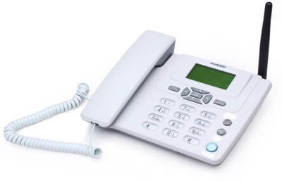 Huawei ETS3125i Cordless Landline Phone(White)