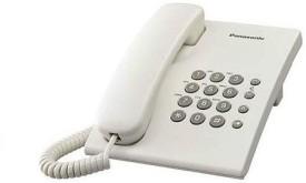 Panasonic KX-TS500MXWD Corded Landline Phone