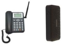 Huawei ETS5623 Cordless Landline with 5200mAh USB Portable Power Supply Free Cordless Landline Phone(Black)