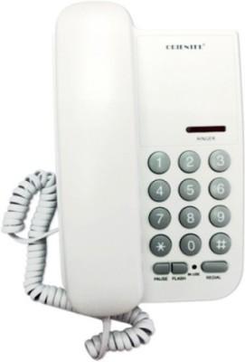 Oriental KX-T1333P/T Corded Landline Phone(White)