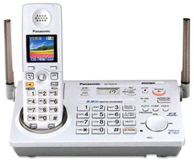 Panasonic PA-KX-TG5776 Cordless Landline Phone with Answering Machine