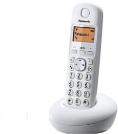 Panasonic KX-TGB210 white Cordless Landline Phone