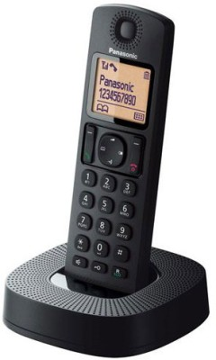 Panasonic KX-TGC310 Cordless Landline Phone(Black)