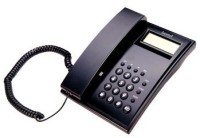 Beetel M51 Corded Landline Phone(Black)