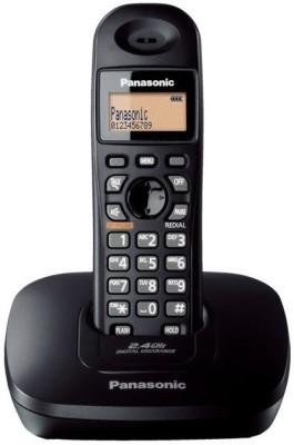 Panasonic KX-TG3611SXB Cordless Landline Phone