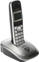 Panasonic KXTG 3551 Cordless Landline Phone(Metallic grey)