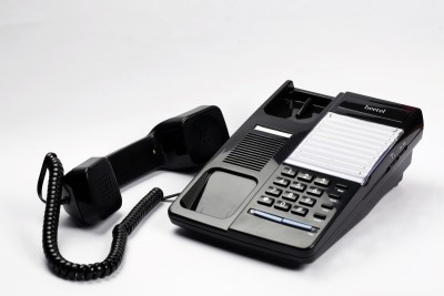 Beetel B70 Corded Landline Phone(Black)