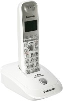 Panasonic 2.4 GHz Digital Cordless Landline Phone(White)