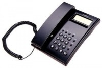 Beetel C51 Corded Landline Phone(Black)