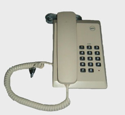 BPL 6390 Corded Landline Phone(Multicolor)