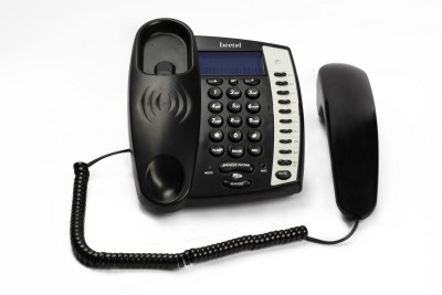 Beetel M60 Corded Landline Phone(Black)