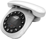 Uniden AT8601 Corded Landline Phone (Whi...