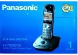Panasonic Kxtg3551sx Cordless Landline P...