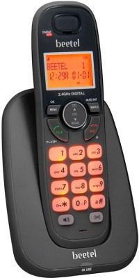 Beetel X70 Cordless Landline Phone(Black)