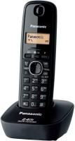 Panasonic KX-TG3411SXH Cordless Landline Phone(Black)