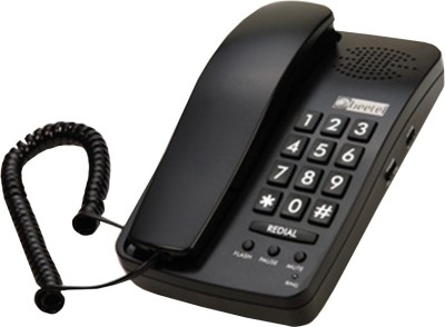 Beetel B15 Corded Landline Phone(Black)