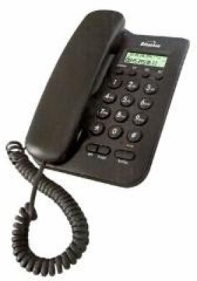 Binatone Spirit 200 Corded Landline Phone(Black)