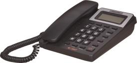 Talktel F-5 Bl Corded Landline Phone