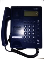 Beetel M53N Corded Landline Phone(Blue)