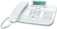 Gigaset DA710 Corded Landline Phone(White)