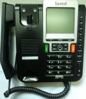 Beetel M71 Corded Landline Phone(Grey Black)
