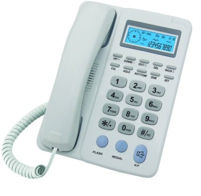 Microtel Caller ID Corded Landline Phone