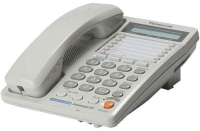 Panasonic KX-TC2378MX Corded Landline Phone(White)