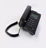 Pramoda PT88 Corded Landline Phone(Black)
