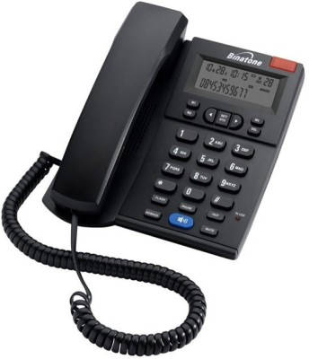 Binatone Concept 700 Corded Landline Phone(Black)