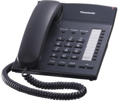 Panasonic KXTS-820MX Corded Landline Phone(Black)