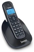 Beetel X69N Cordless Landline Phone(Black)