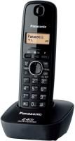Panasonic KX- TG3411SX Cordless Landline Phone(Black)