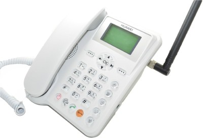 Huawei WIRECELL-1T Cordless Landline Phone(White)