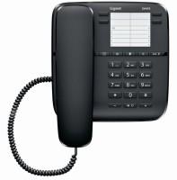 Gigaset DA410 Corded Landline Phone(Black)