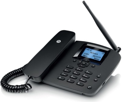 Motorola MOTOROLA FIXED WIRELESS PHONE FW200L Corded Landline Phone