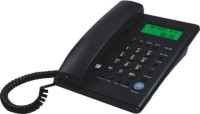 Beetel M53N Corded Landline Phone(Black)