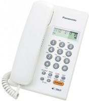 Panasonic KX-TS62SXW Corded Landline Phone(White)