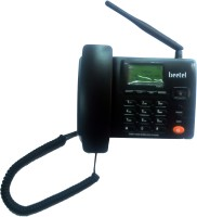 Beetel F1 FWP Corded Landline Phone(Black)