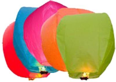 AOC Multicolor Paper Sky Lantern