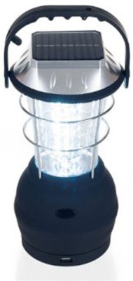 Sahara White Plastic Lantern