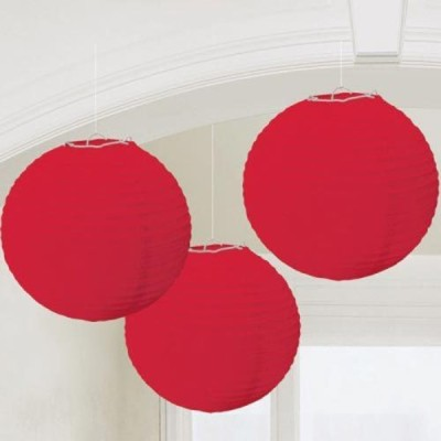 Toygully Red Paper Lantern
