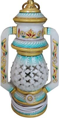 JyotiHandicrafts White Marble Lantern