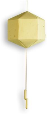 Brownfolds Yellow Paper Lantern